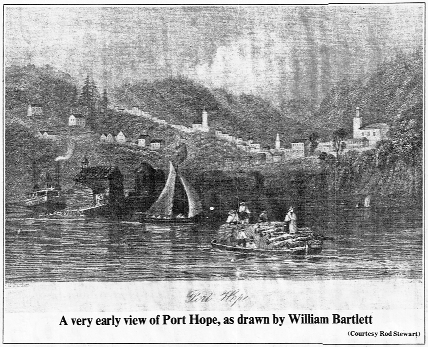 Port Hope History - The Story Of A Town